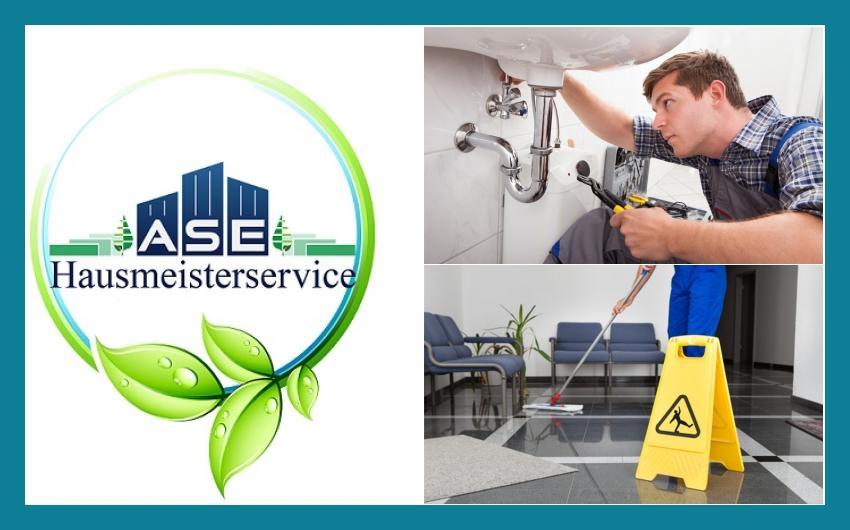 ASE Hausmeisterservice Gebäudereinigung Büroreinigung  Feldkirchen Fürstenfeldbruck Brunnthal